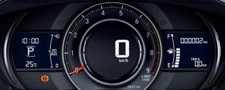 ホンダ S660|メーター