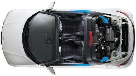 ホンダ S660|サイドエアインテーク
