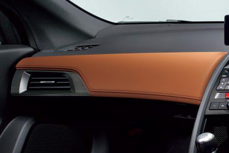 ホンダ S660 α ブルーノレザーエディション(インパネソフトパッド)
