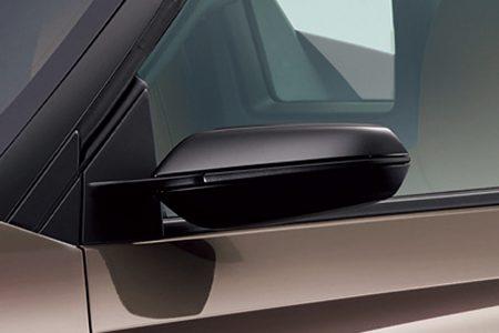 ホンダ S660 α ブルーノレザーエディション(ブラックドアミラー)